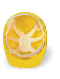Schutzhelm 6-Punkt Aufhängung aus Kunststoff