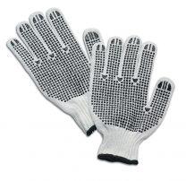 """Baumwoll/Polyester Handschuhe """"Dots Grip"""""""