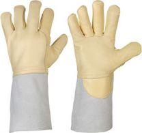 Rindnappalederhandschuhe