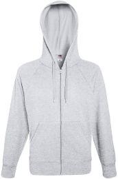 Kapuzen Sweatjacke F.O.L. Lightweight Hooded Sweat Jacket