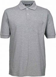 "Polo-Shirt ""Safran"" Kurzarm Pocket"