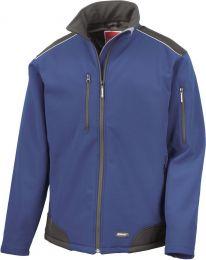 Softshelljacke Ripstop Workwear R124X