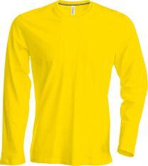 Herren T-Shirt langarm Kariban K359