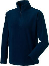 Fleece Pullover mit 1/4 Zipp Russell 874M
