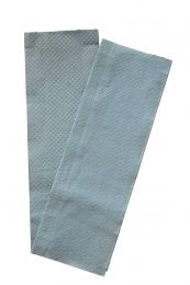 Falthandtücher 1-lagig weiß, 23 x 23 cm, Z-Interfold