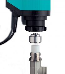Universalmotor p400-230V mit USA und Magnetkupplung