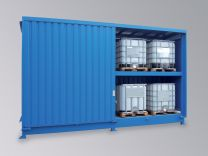 LaCont Wasserschutz-Fachcontainer WSC-F-E.1-27/KTC