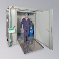Brandschutzcontainer BSC-2.60-ST/KTC