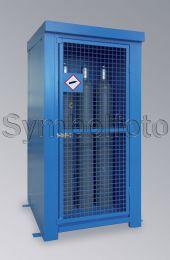 Gasflaschenlager GFL-F90-6.08 ohne Bodengruppe