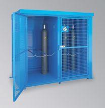 LaCont Gasflaschenlager F90-Stahl GFL-F90-24.21