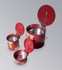 Waschtank aus Stahlblech 4 Liter