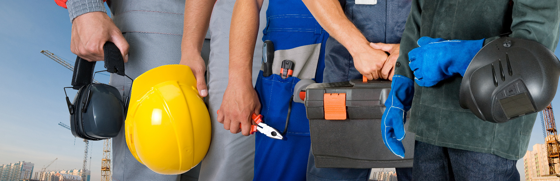 Wir schaffen mehr Sicherheit am Arbeitsplatz